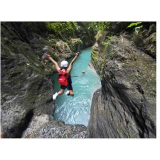 Have a Great Day! Canyoneering at Cebu this 'Ber Seasons!