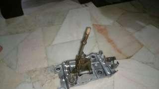 Gear lever manual wira