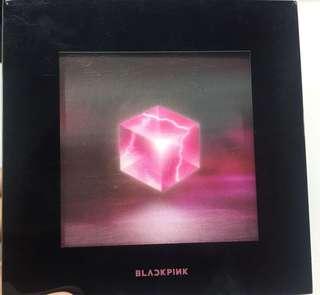 Blackpink 1st mini album Square Up (Black ver.)