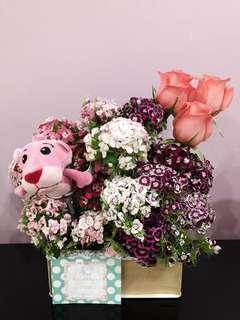 Pink Panther Pink Bloom