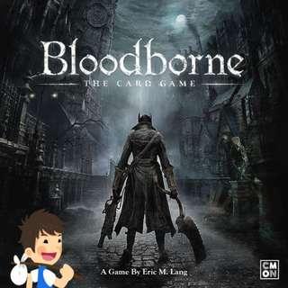 🚚 Bloodborne Card Game