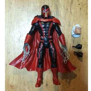 """6"""" Marvel Legends Apocalypse Wave Magneto , No BAF"""
