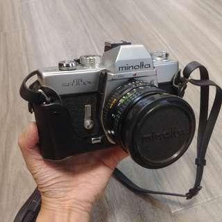 Minolta 相機 SRT101b