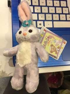 超級特價 🈹 東京迪士尼 stellalou 吊飾 兔仔