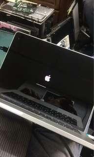 Macbook pro retina cannot on repair