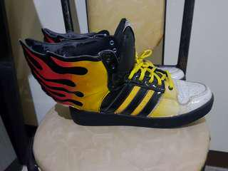 Adidas Jeremy scott wing Hot rod