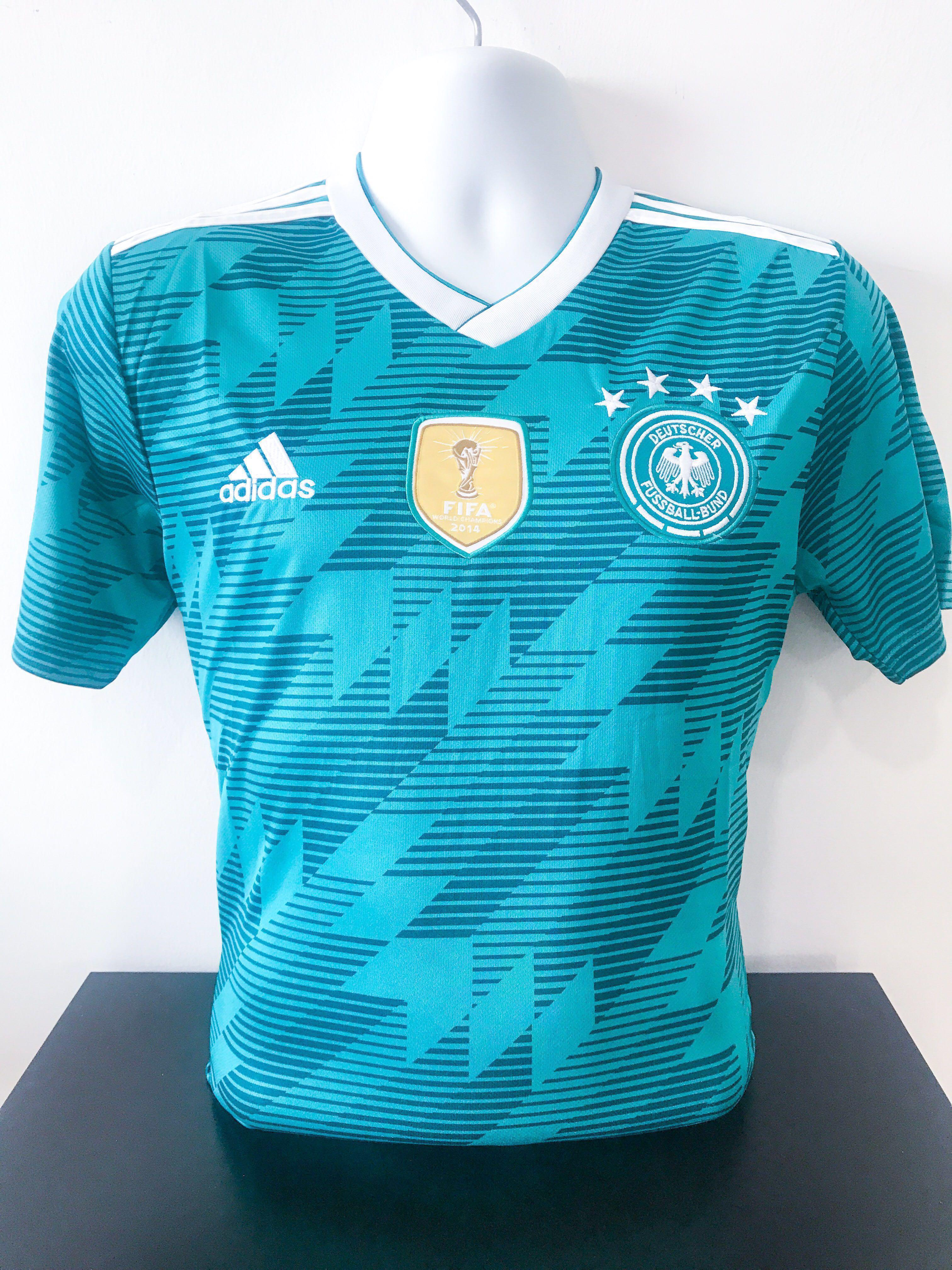 premium selection 21c1c c6275 🆕 Germany FIFA World Cup Away Jersey, Sports, Sports ...