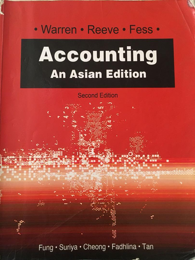 Accounting(old edition)