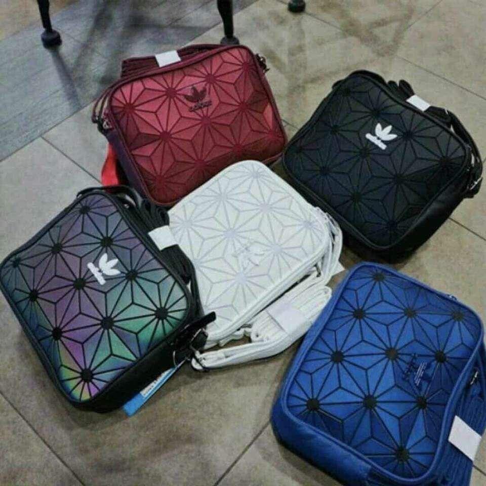 Adidas x Issey Miyake Sling Bag 2b863387bbfec