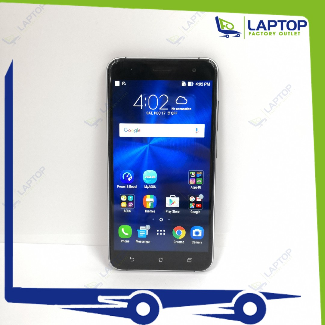 Asus Zenfone 3 64gb Black Preowned Mobiles Tablets Android 2 Laser Ze601kl Smartphone 32gb Free Zen Flash Phones Others On Carousell