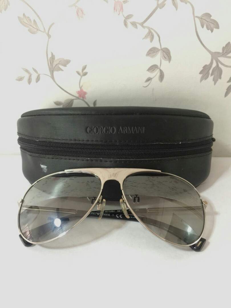 a0c69409f4 AUTHENTIC GIORGIO ARMANI SHADES