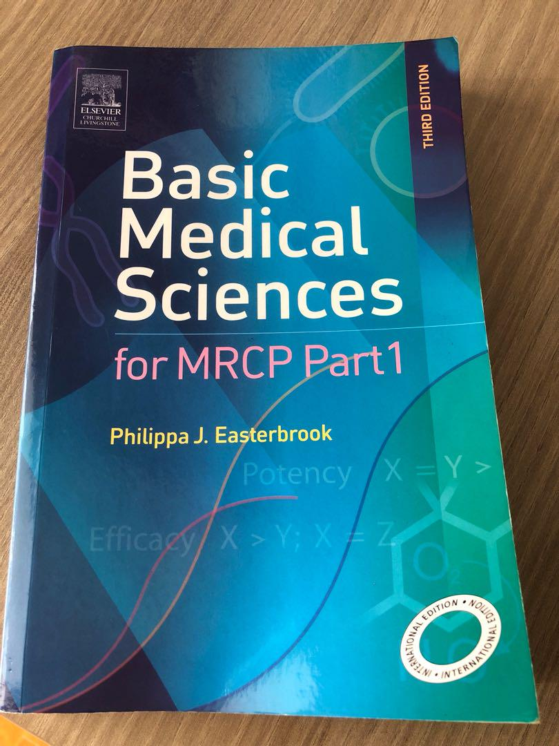 Basic Medical Sciences for MRCP part 1, Books & Stationery ...