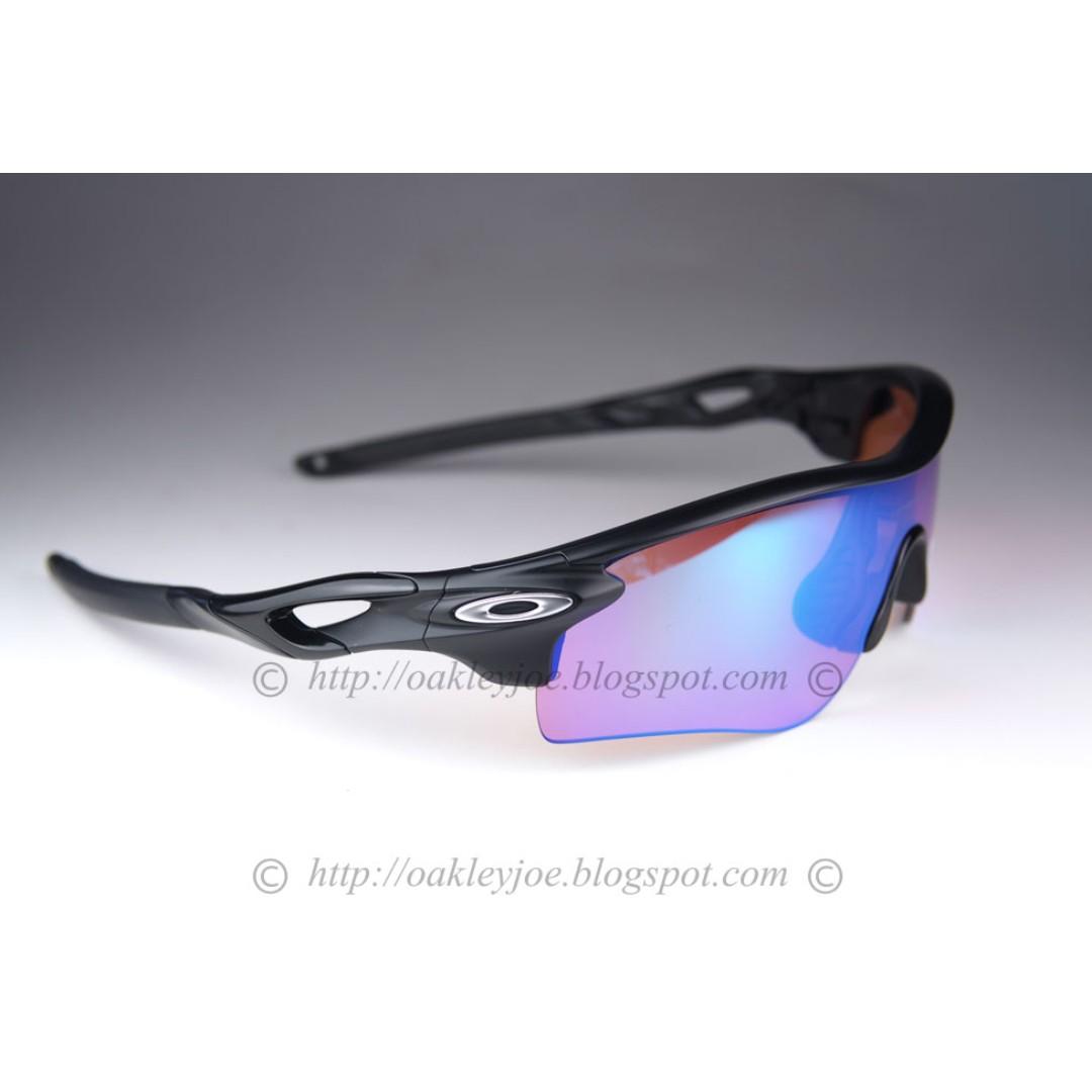 aa754183a84 BNIB Oakley Radarlock Path Asian Fit matte black + prizm golf oo9206-36  sunglass shades