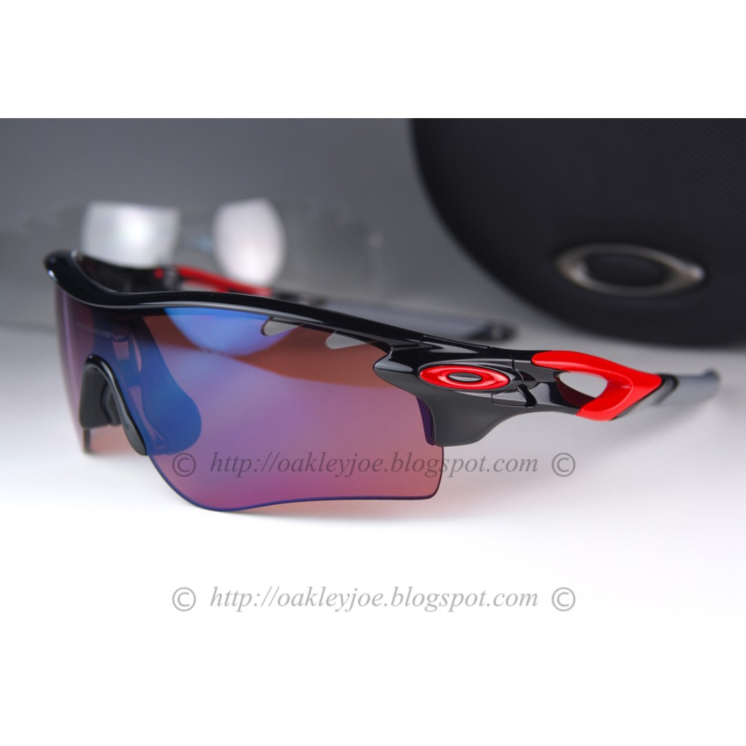 d610728e02a BINB Oakley Radarlock Path Custom black + G30 + clear vented lens ...