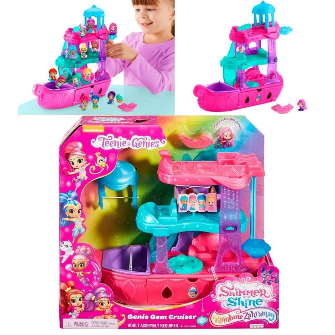 BNIB: Fisher Price Nickelodeon Shimmer and Shine, Color