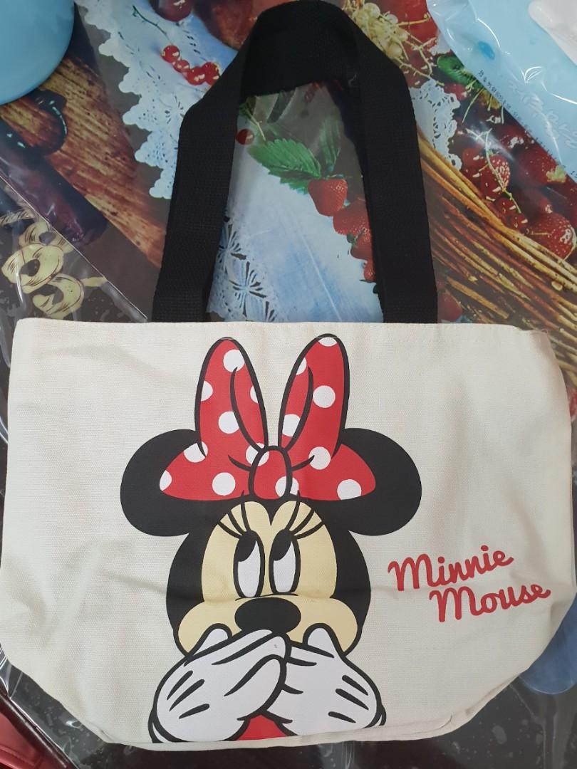 bbcbd06794ce Brand new GraceGift Disney Mini Mouse Tote Bag