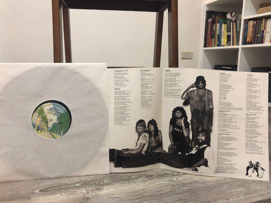 Fleetwood Mac Rumours (Vinyl Record)