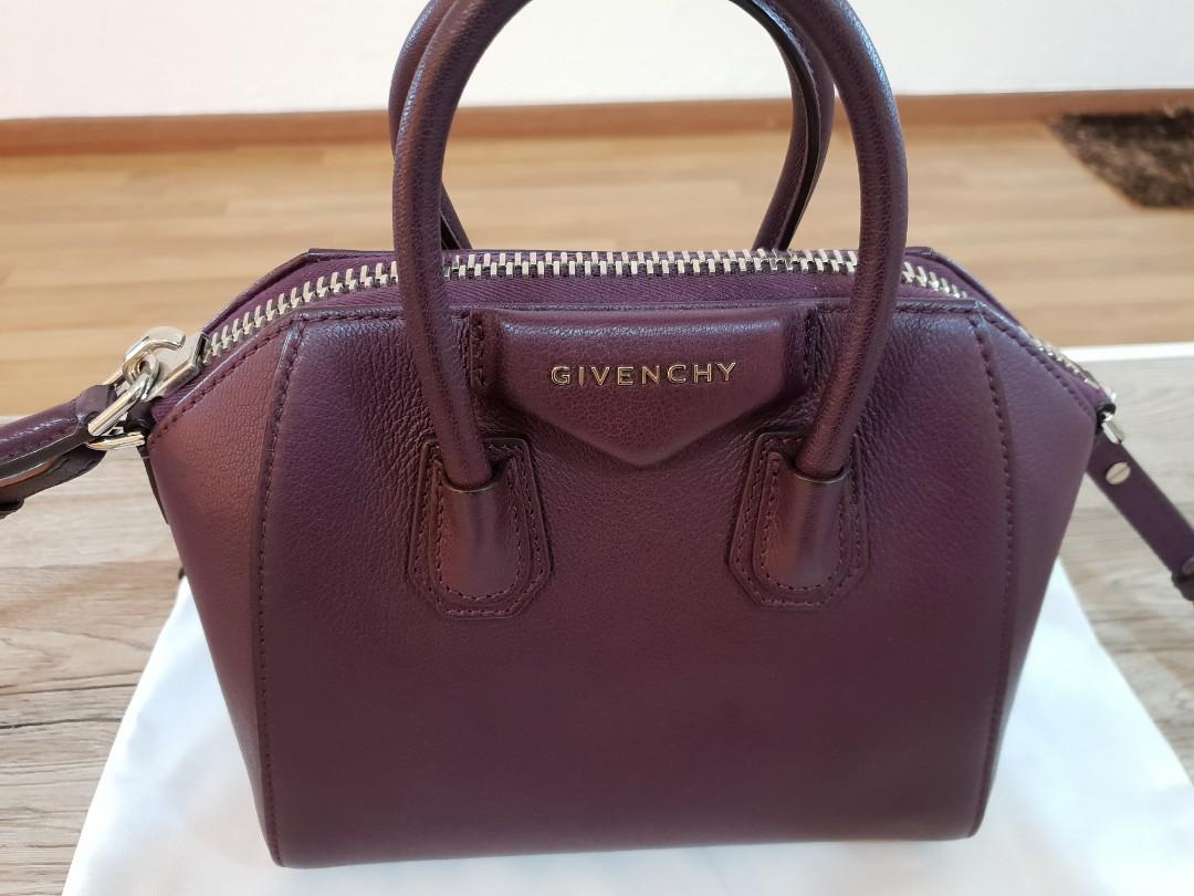 1e03fa4cced0 Givenchy Antigona mini