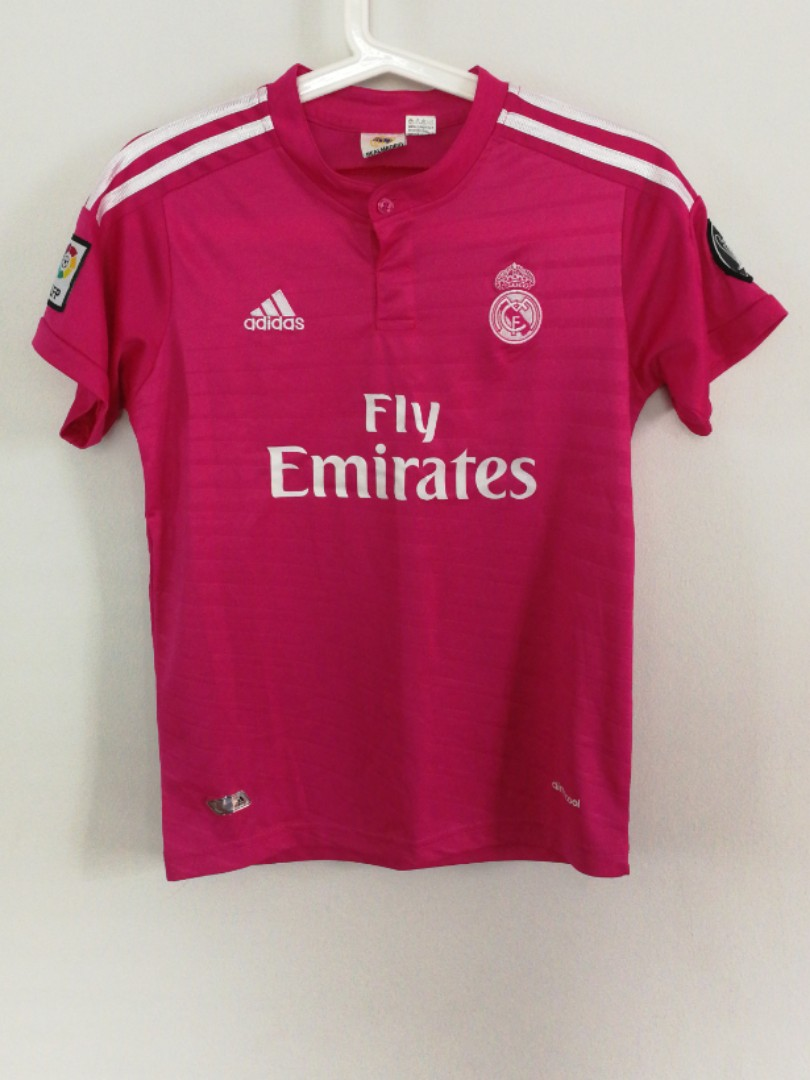 hot sale online 51afe 404d0 Inspired Adidas Real Madrid Jersey