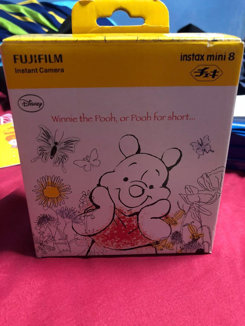 Instax Mini 8 (Winnie the Pooh EDT)