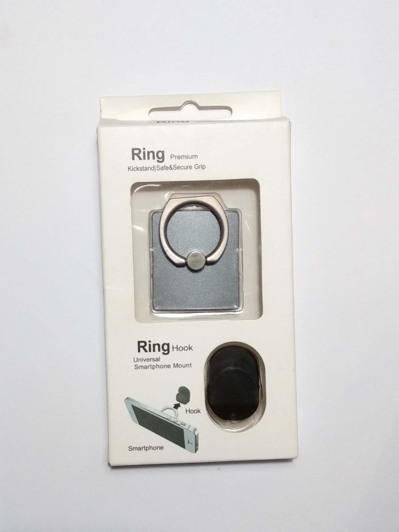 Iring Phone Ring Hook Stand Mobile Phones Tablets Tablet Accessories On Carousell