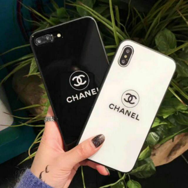 check out 42675 e20f8 (LAST PIECE INSTOCK Iphone X) Chanel Classy IPhone 6 6S 7 8 X and IPhone 6  6S 7 8 Plus version Case