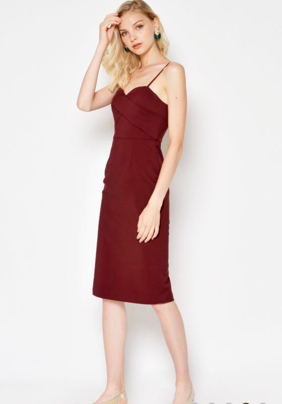 b0f546c207 Love and Bravery Telia Bustier Dress, Women's Fashion, Clothes ...