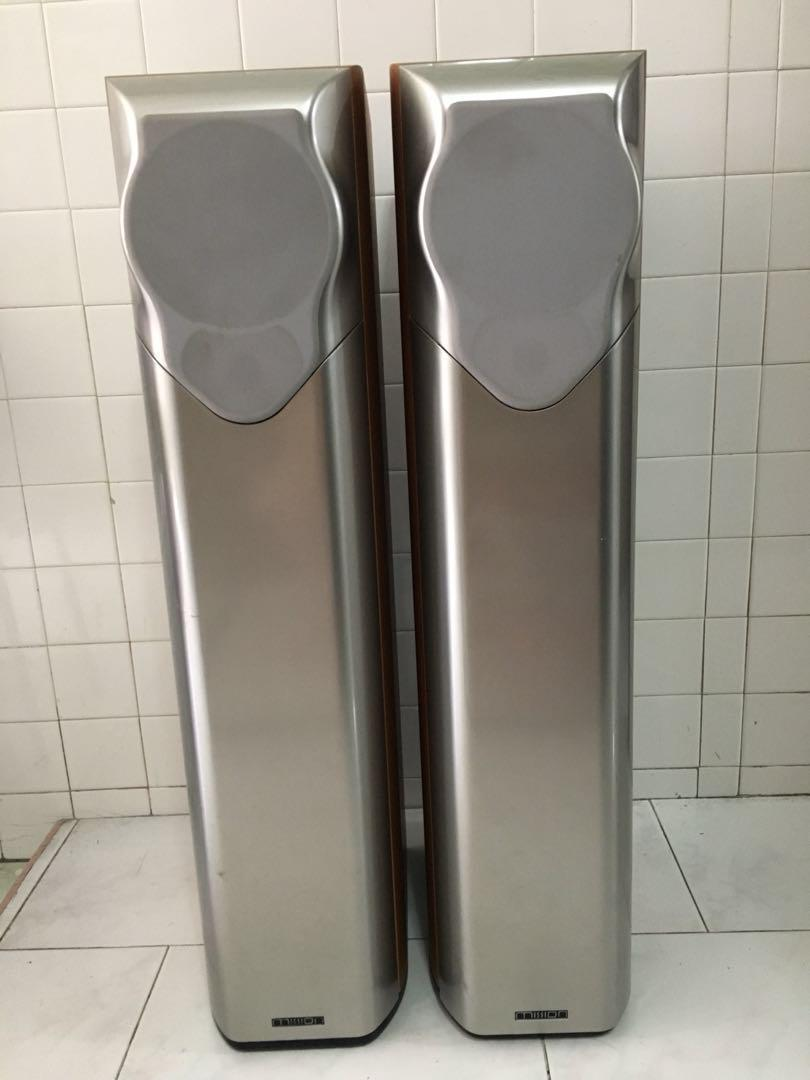 Mission M52 Floor Standing Speakers