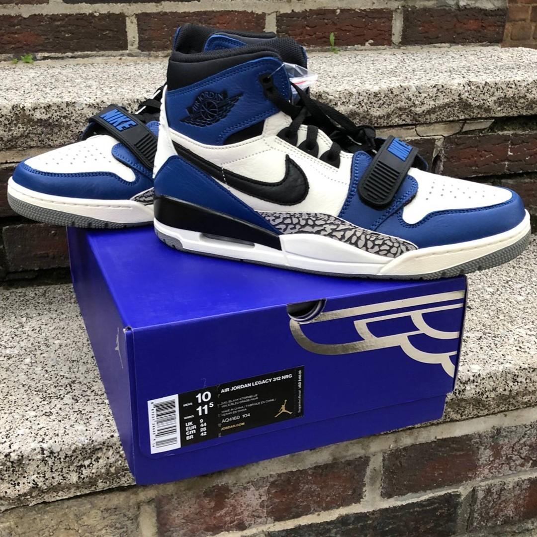 Nike Air Jordan 312 Legacy Just Don, Men's Fashion, Footwear