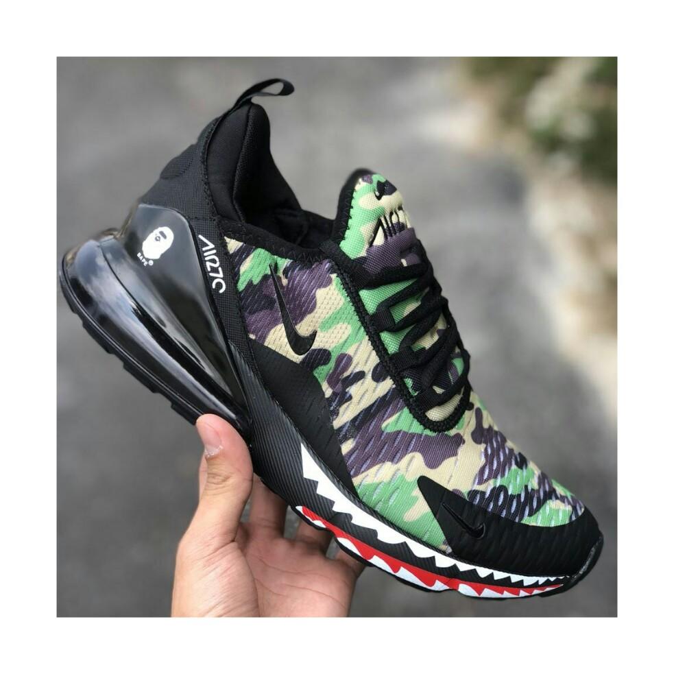premium selection 98ea5 53e5a Nike Airmax 270 X Bape