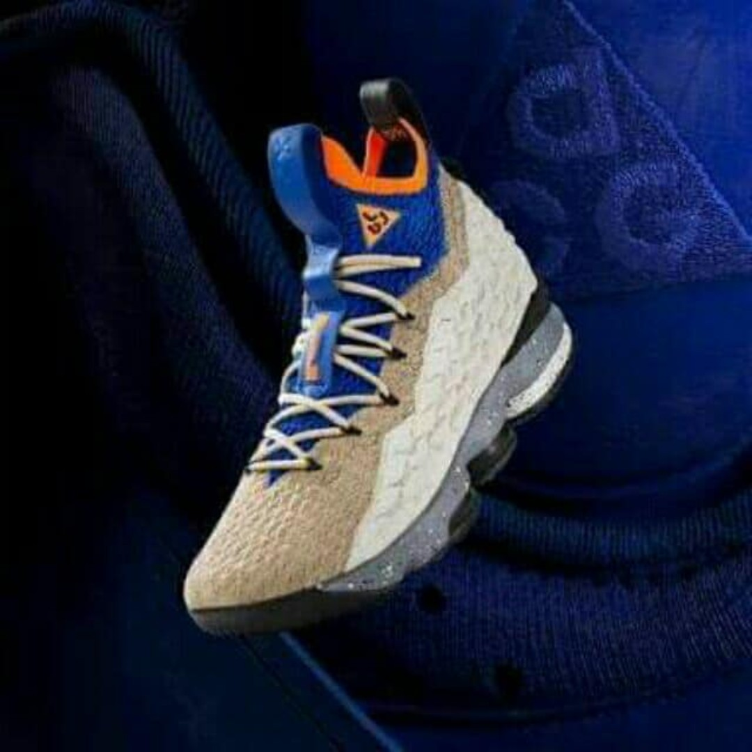 4de6521655a28 NIKE LEBRON 15 THE LAND BASKETBALL SHOES - LEBRON 15 THE LAND