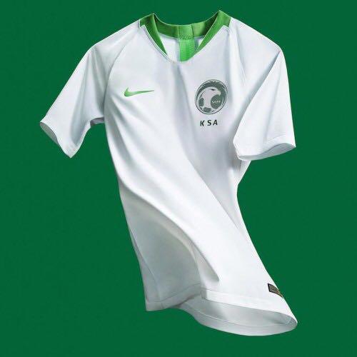 best service a3f6b 617a8 Nike Saudi Arabia World Cup jersey, Sports, Sports Apparel ...