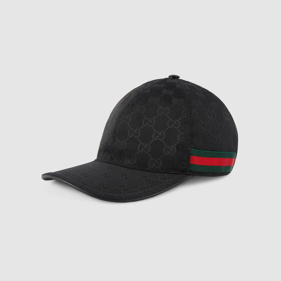 🔥 CHEAP CHEAP - ORIGINAL AUTHENTIC GUCCI CLASSIC BASEBALL CAP ... 46efbfa6d43