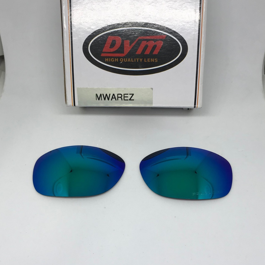 431dcc68ea Pit bull Emerald Green POLARIZED Dym REPLACEMENT lense for Oakley Pit bull  Sunglasses