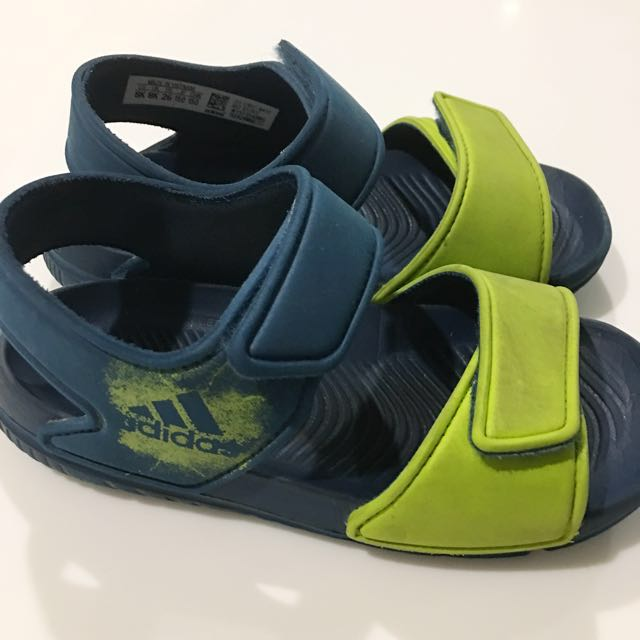c654cc06661 REDUCED! Adidas Altaswim Sandals