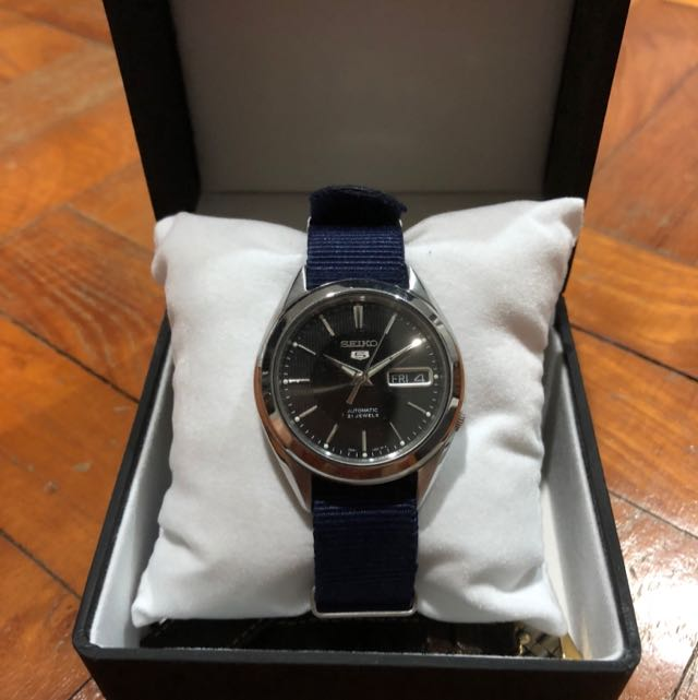 Seiko Snkl23 K1 Authentic With All Documents Men S Fashion