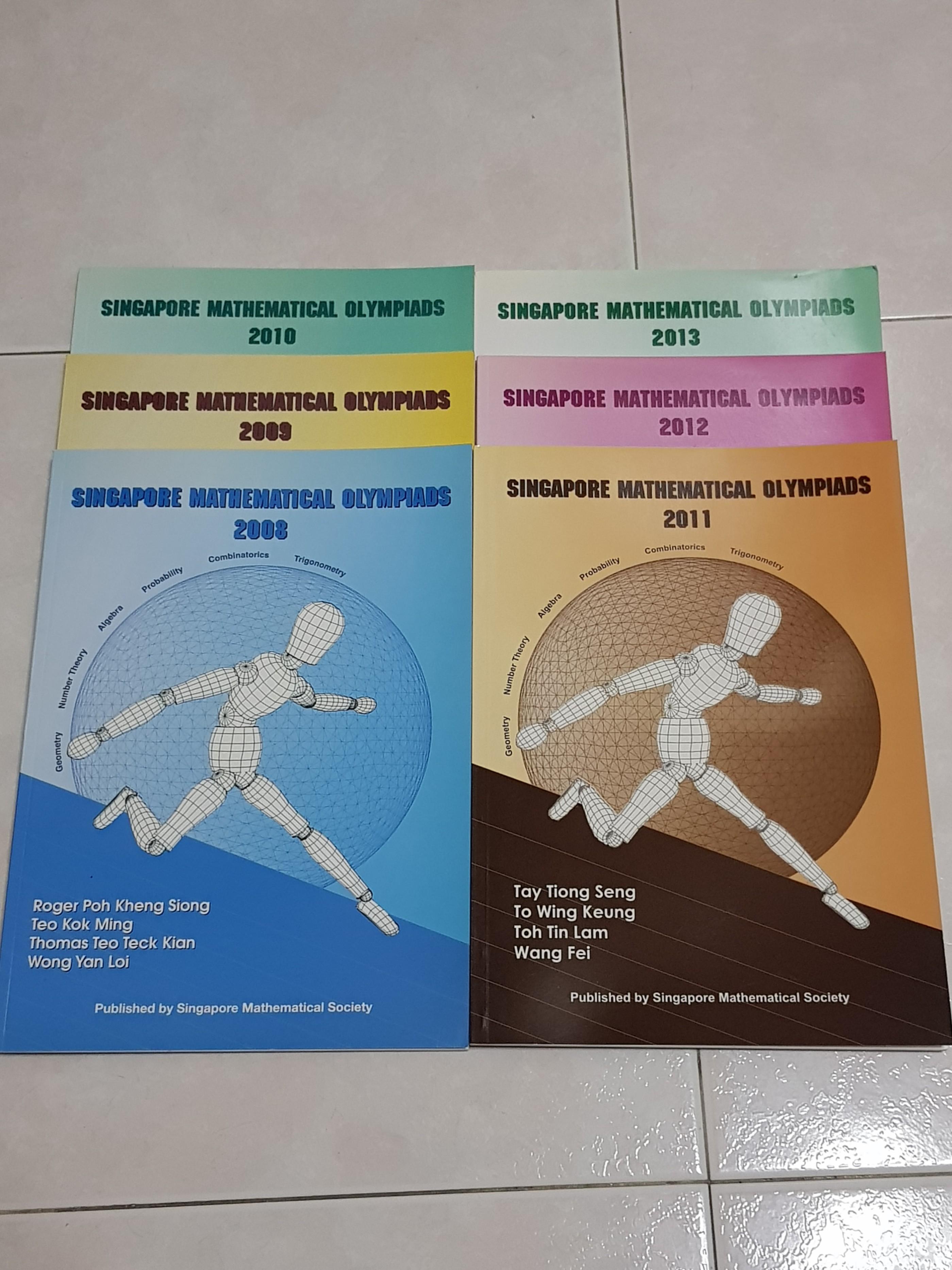 Singapore Mathematical Olympiad