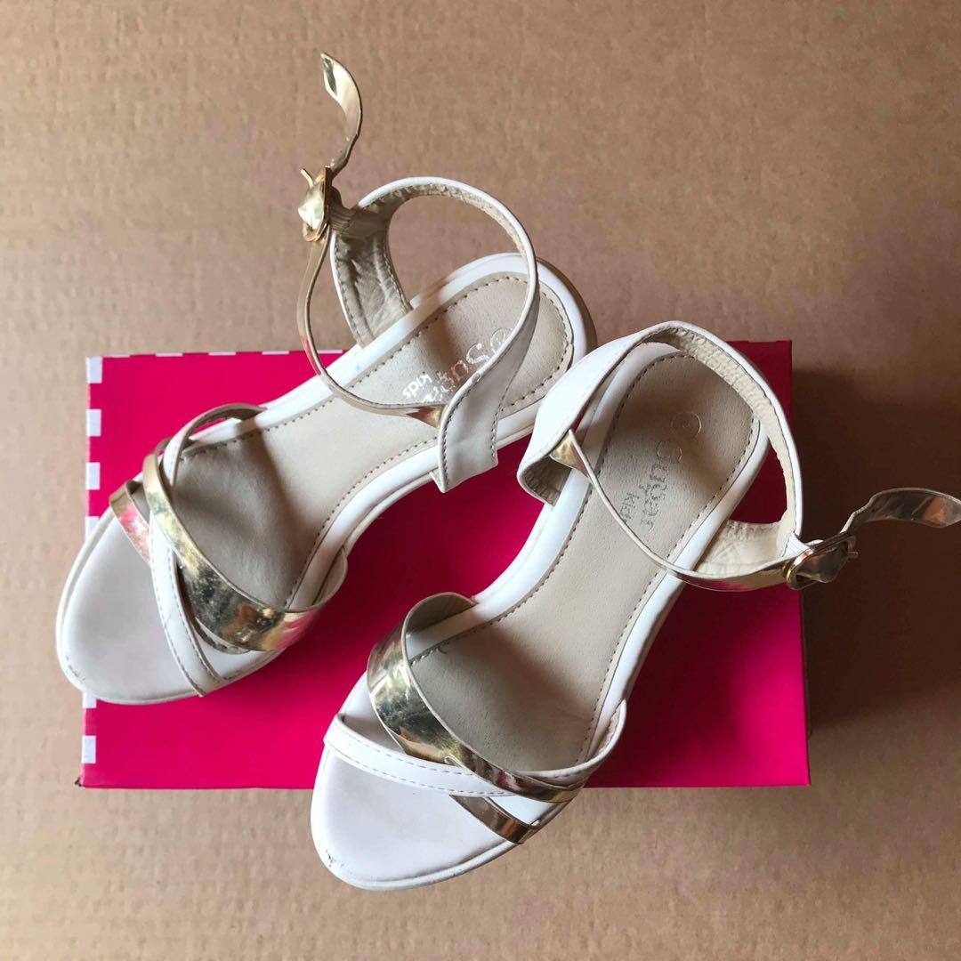 Sugar Kids Shoes (White), Women's