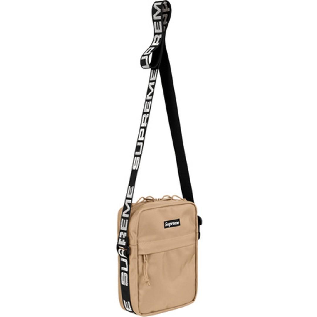 fdcf6801af82 Supreme Shoulder Bag SS18 (Tan)
