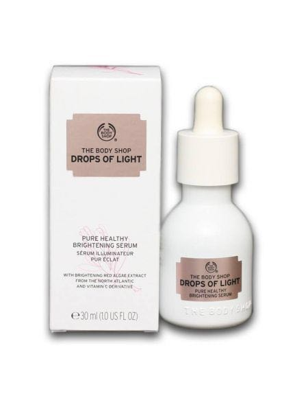 0bd3503fd73 The Body Shop Drops of Light Brightening Serum, Health & Beauty, Face &  Skin Care on Carousell