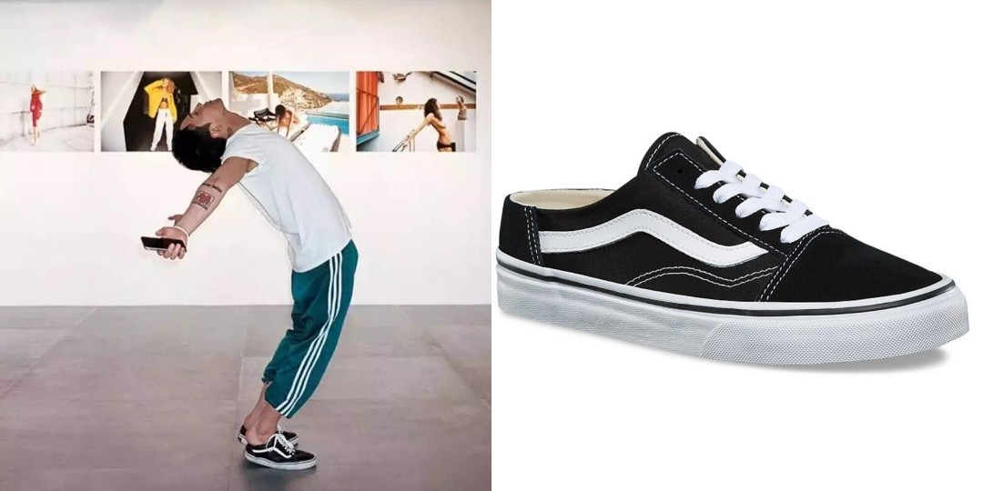 5ec26b307a Vans Old Skool mule G-dragon