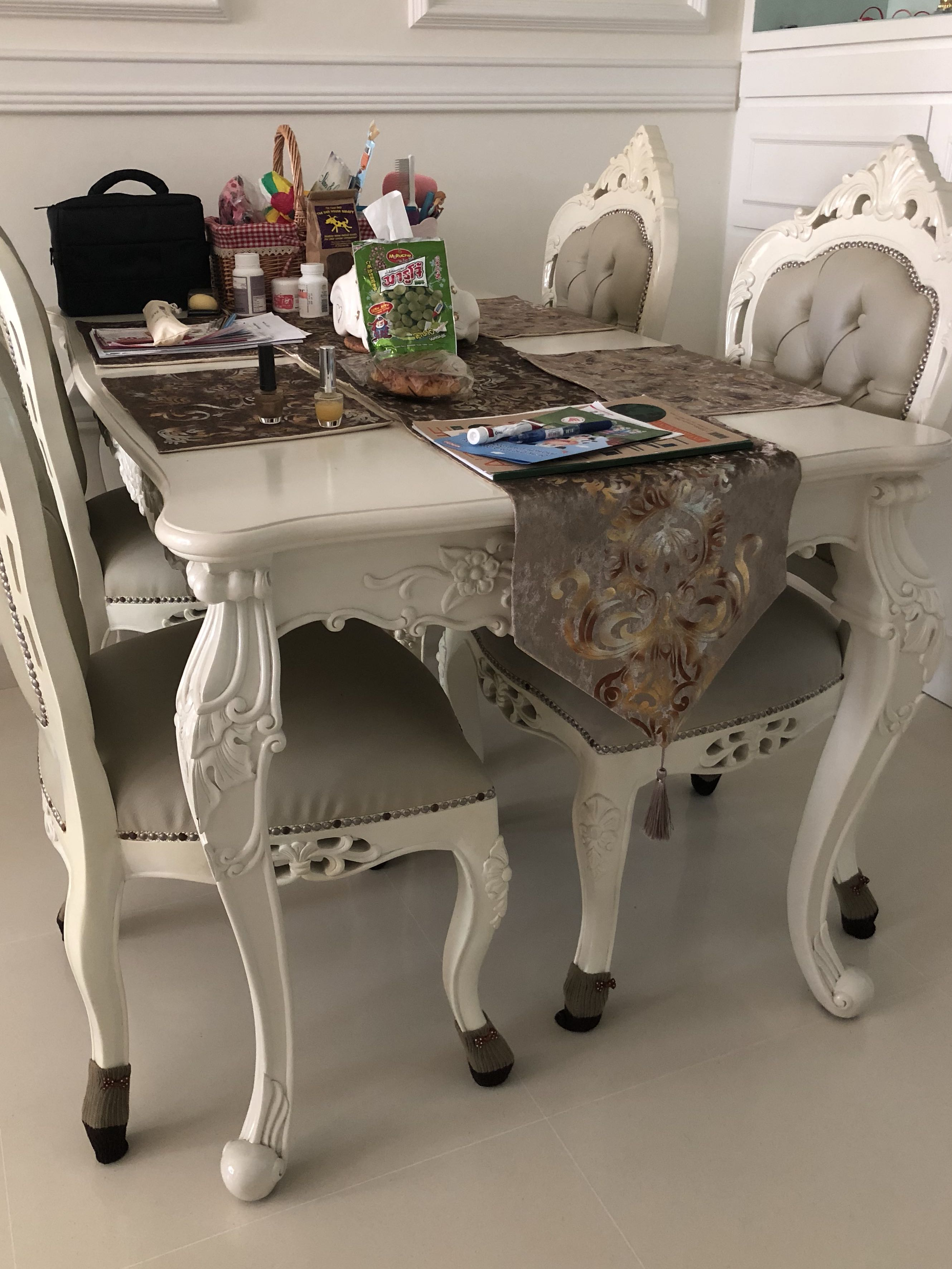 Victorian Dining Table Furniture