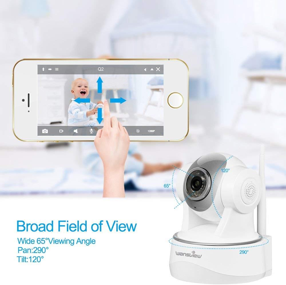 WansView IP Camera, Electronics, Others on Carousell