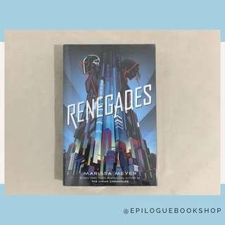 Renegades (Marissa Meyer)