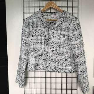 CHANEL Inspired Celeste Jacket Blazer Coat