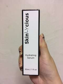 Skinlycious hydrating serum