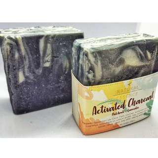 **BEST SELLER!* Activated Charcoal Soap