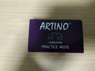 Artino Metal-Rubber Violin Mute