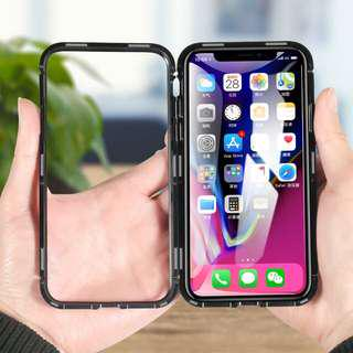 Premium Magnetic Case iPhone X/8/7/6 +