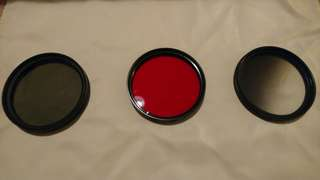 濾鏡 Filter 52mm